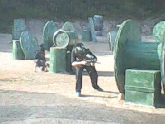 PAINTBALL BOOKING