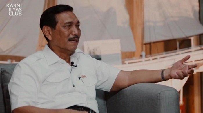 Tanggapan Opung Luhut Soal Bupati Banjarnegara Sebut Dirinya 'Menteri Penjahit'