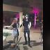 Captan a sujeto vestido de Gene Simmons (Kiss) bailando cumbia espectacularmente (VIDEO)