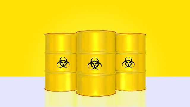 Nuclear Hazardous Hazard Radiation Radioactive