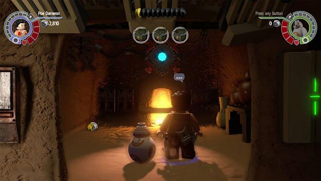 Imagem do LEGO Star Wars: The Force Awakens