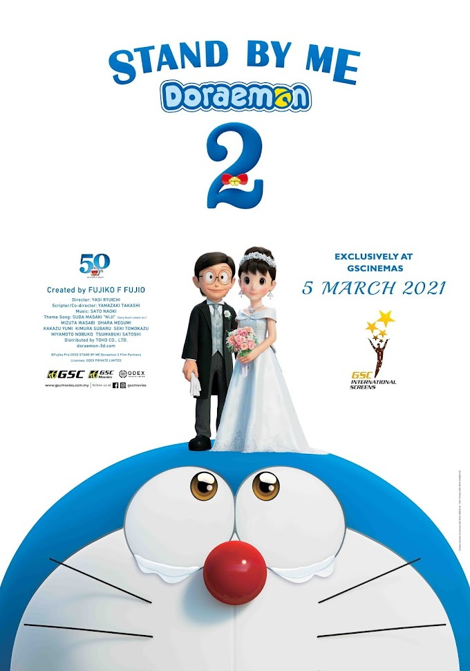 Review Filem Stand By Me Doraemon 2