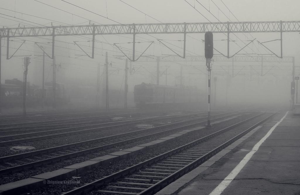 Olsztyn, dworzec kolejowy