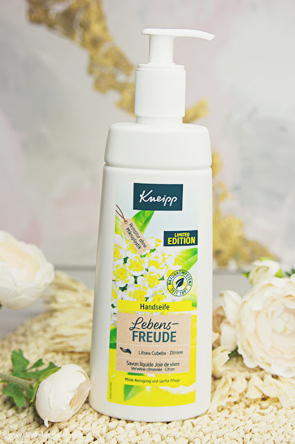 Kneipp - Lebensfreude Aroma-Pflegedusche und Handseife