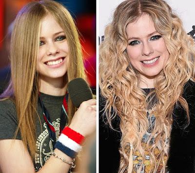 11. Avril Lavigne