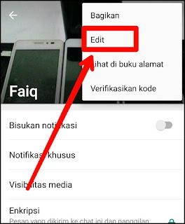 Cara Ganti Foto Profil WhatsApp Orang Lain di HP Kita 33