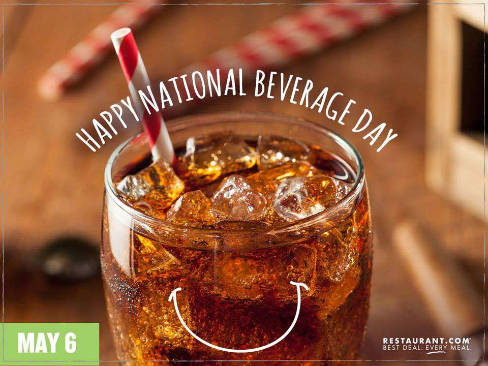 National Beverage Day Wishes Photos
