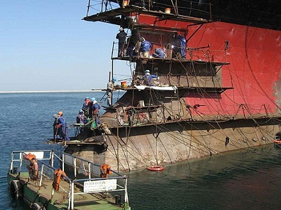 Indonesian Ship Chandler Ship Repairs