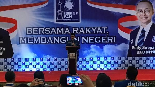 Zulkifli Hasan: Rugi Kalau PAN Masuk Isu Oposisi