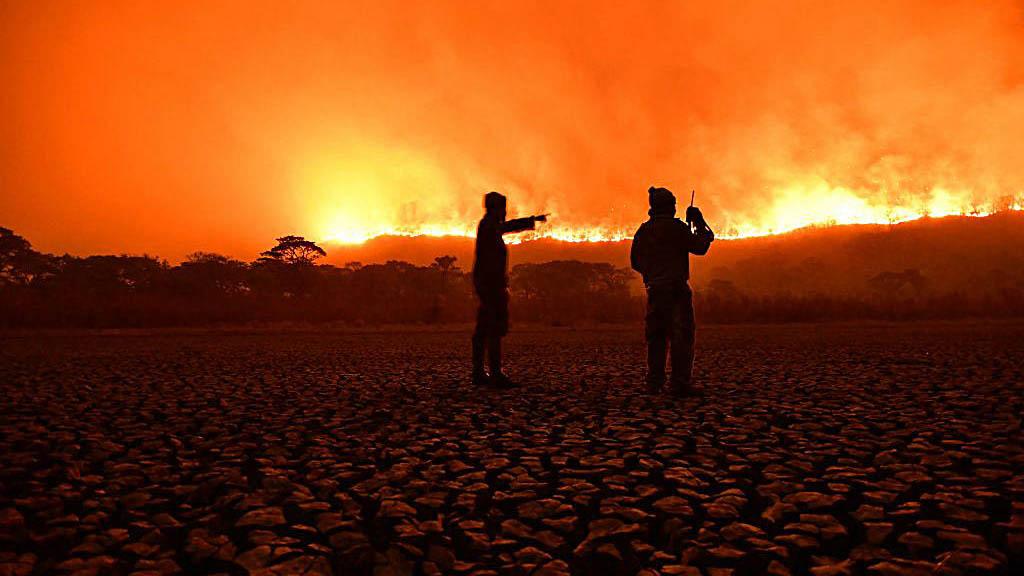 O Inferno na Terra, ou melhor, no Brasil