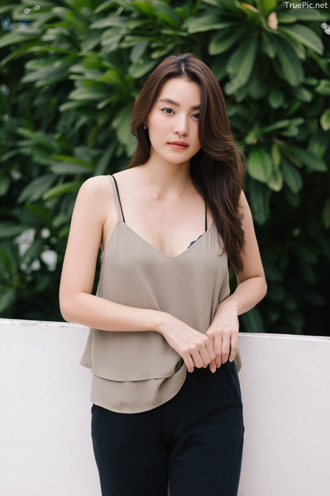 Beauty Thailand Kapook Phatchara so attractive with photo album Bloom with grace - Picture 7