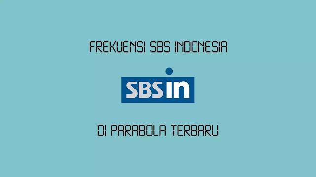 Frekuensi SBS In Terbaru di Parabola