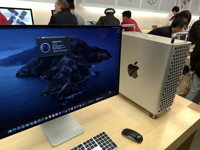 Mac Pro 2019 と Pro Display XDR