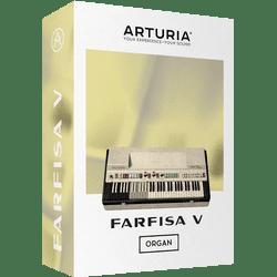 Arturia - Farfisa V Full version