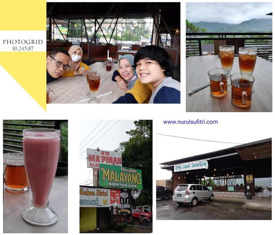 Menikmati Santap Siang di Warung Sunda Malayang Puncak Nurul Sufitri Travel Lifestyle Blog