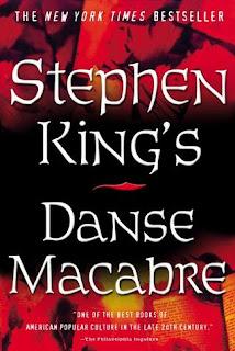 Danse Macabre - Stephen King - Horror Books