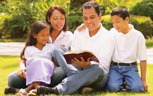 Ciri-Ciri Pertumbuhan Keluarga Allah