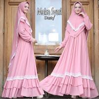 Baju Busana Muslim Gamis Maisa Syari