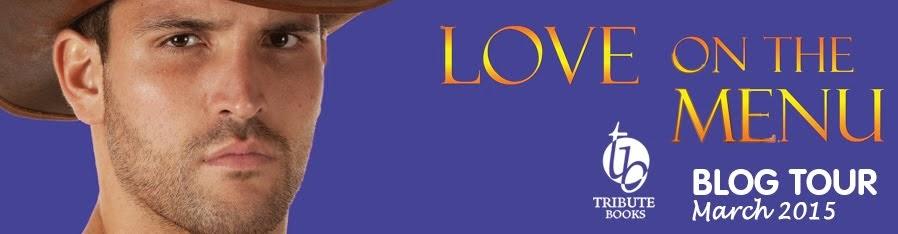 Tribute Books Blog Tour Review: Love On The Menu by Ellen March