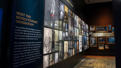 Museum of the American Revolution in Philadelphia Pennsylvania