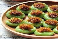 Resep Gegicak/ Kikicak Kue Khas Banjar