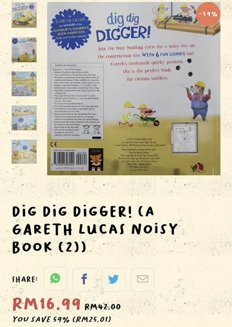 SEHINGGA 95% DISKAUN BIG BAD WOLF BOOKS (BBW) SALES SEMPENA THE LITTLE BOOK !