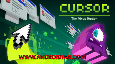 Download Cursor The Virus Hunter Mod Apk v1.47 (Unlimited Money) Terbaru 2017
