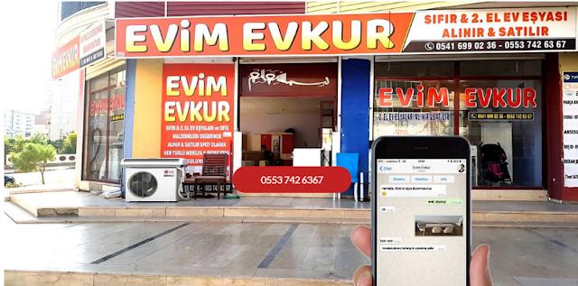 diyarbakir ikinci el esya alim satim