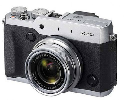 Fujifilm X30ミラーレスデジタルカメラファームウェアのダウンロード