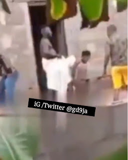 Magun: Married woman glued to lover while having s3x in Ogun state (video)