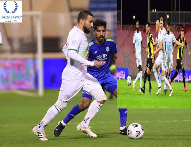 نتائج مباريات الجولة العشرون في الدوري السعودي للمحترفين 2021