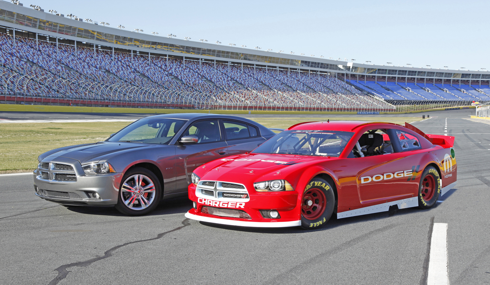 Dodge Isn't Returning To NASCAR Cup Anytime Soon