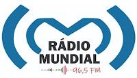 Rádio Mundial FM 96,5 de Ijuí RS