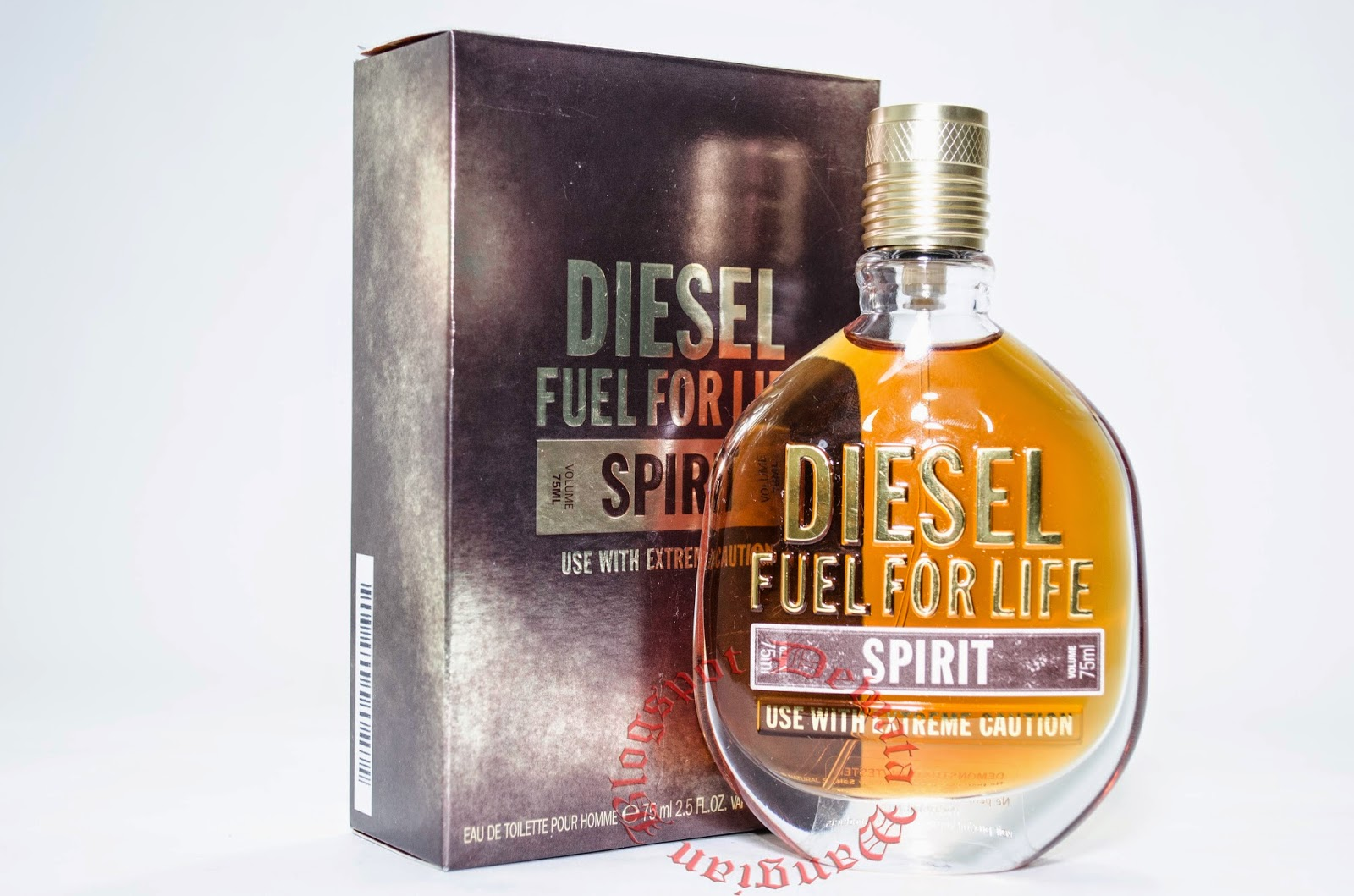 Diesel Fuel For Life Spirit Tester Perfume