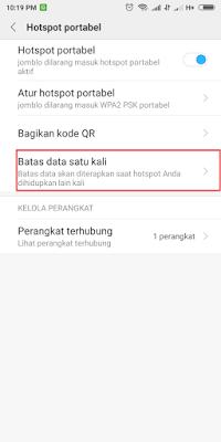 Cara Membatasi WIFI yang Terkoneksi di Android