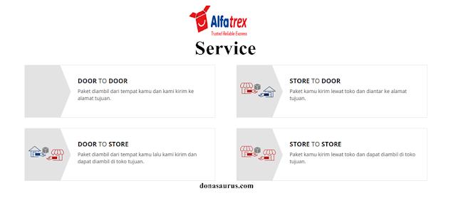 alfatrex service