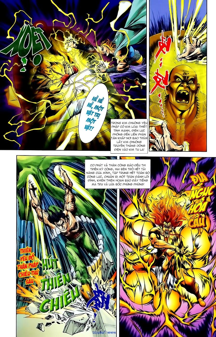 Cơ Phát Khai Chu Bản chapter 101 trang 15
