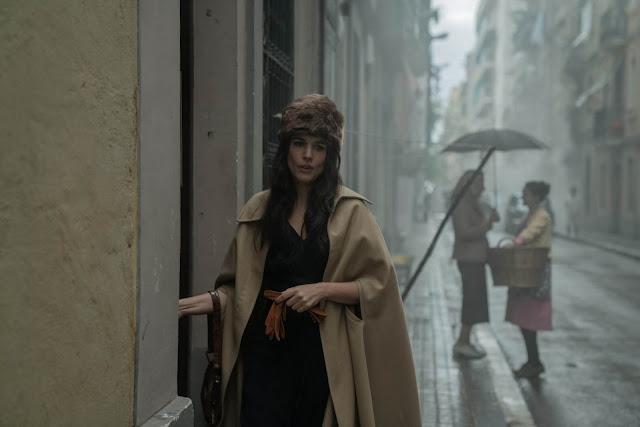 Adriana Ugarte en 'Hache' de Netflix
