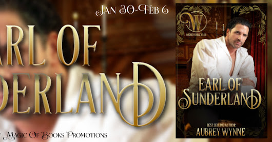 Release Tour - 'Earl of Sunderland' by Aubrey Wynne #Giveaway