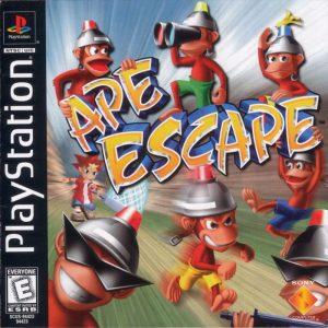 Download  Ape Escape - Torrent (Ps1)
