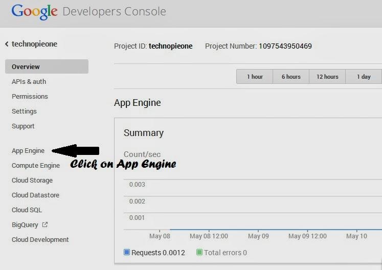 How to Setup Custom Domain in Google App Engine for Free