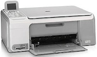 HP Photosmart C4150 Printer Driver