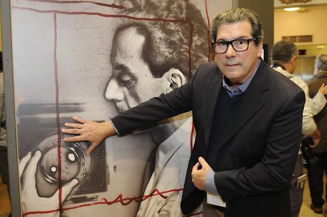 """workshop com o Fotógrafo Pedro Karp Vasquez na exposição """"Man Ray em Paris"""""""