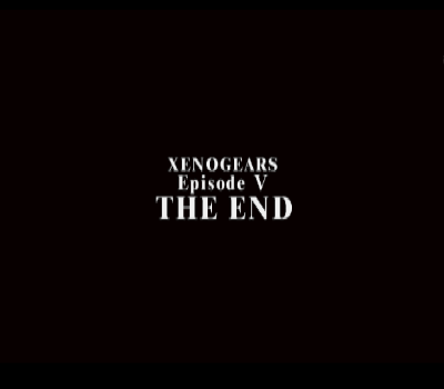Xenogears - The End