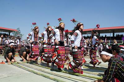 Chapchar Kut festivals in Mizoram