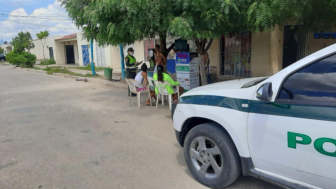 hoyennoticia.com, 48 comparendos en La Guajira durante el fin de semana,  Riohacha y Maicao lideraron la indisciplina