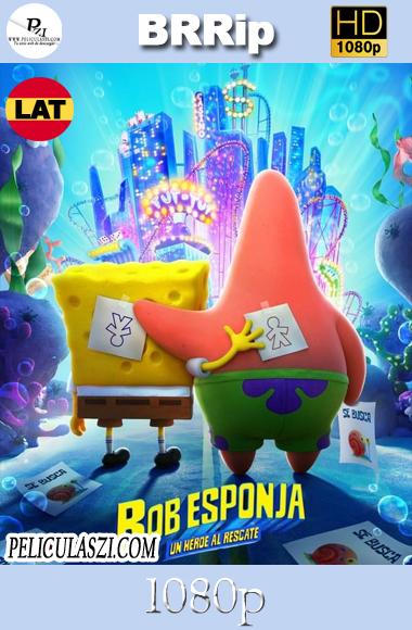 Bob Esponja: Al rescate (2020) Full HD Brrip 1080p Dual-Latino