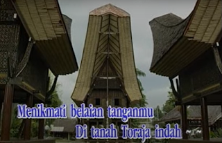 Lirik Lagu Ada Cinta di Toraja