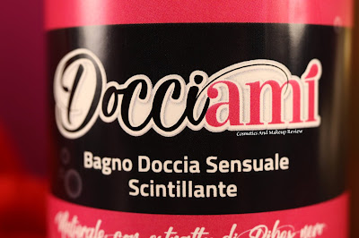 Kamelì Biocosmesi - Docciami - Bagno doccia sensuale scintillante (linea Kissami)