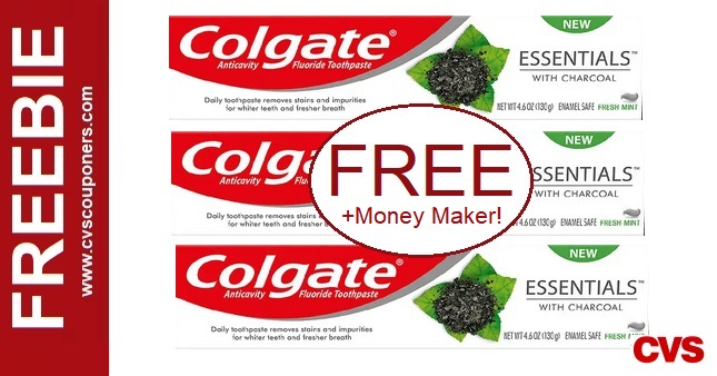HUGE CVS Colgate Essentials Money Maker Deal